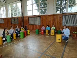 Bubnování na drumbeny 1